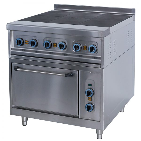 Ovens, hot plates, cookers