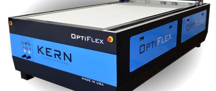 Нова лазерна система за рязане и гравиране